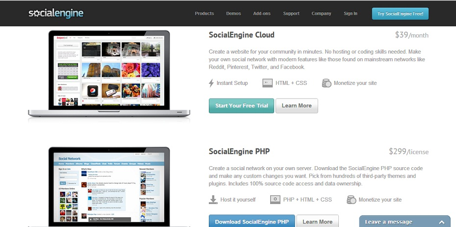 SocialEngine.Header