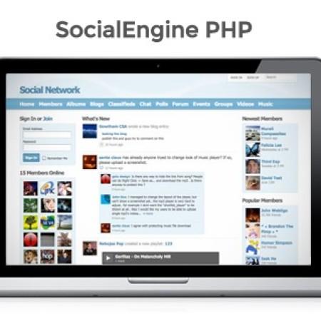 SocialEngine-PHP