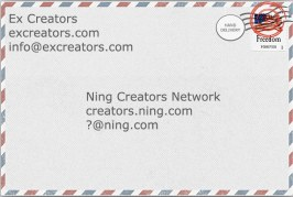 Letter to Ning Creators Network